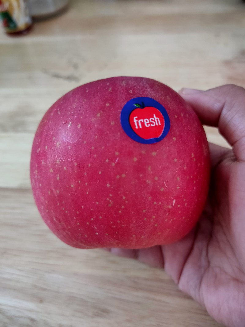 Apel alhamdulillah aman untuk diabetasi